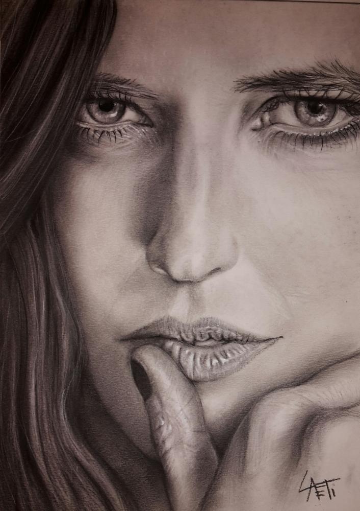 Eva Green by stellina